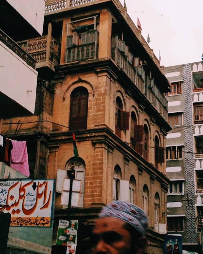 karachi photo zehra